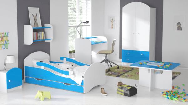 Kinderzimmer Classic Blau