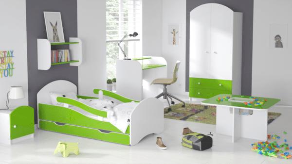 Kinderzimmer Classic Grün