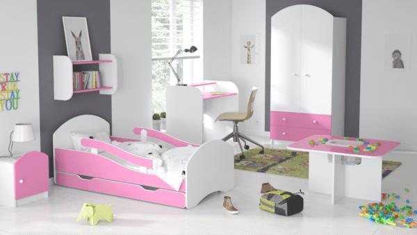 Kinderzimmer Classic Rosa