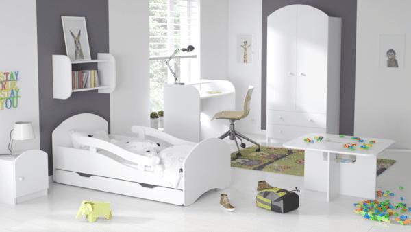 Kinderzimmer Classic Weiß