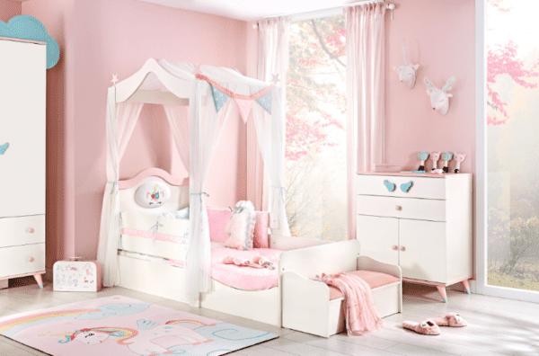 Kinderzimmer Einhorn