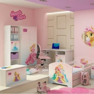 Kinderzimmer Little Princess