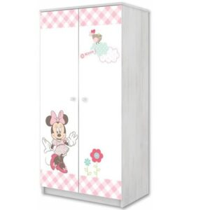 Kleiderschrank Minnie Mouse