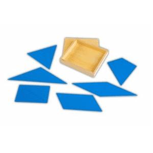 Konstruktionsbox Dreiecke