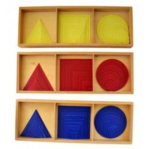 Kreise, Dreiecke & Quadrate