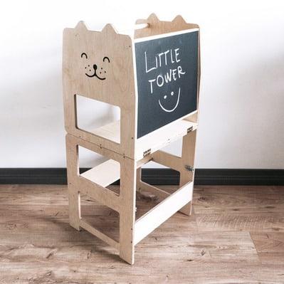 lernturm natur online kaufen exklusiv in der neu. Black Bedroom Furniture Sets. Home Design Ideas