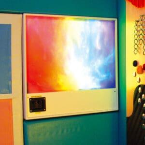 Lichtshow Panel