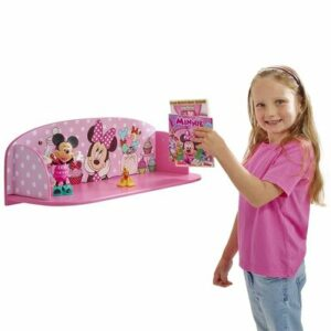 Minnie Mouse Buecherregal