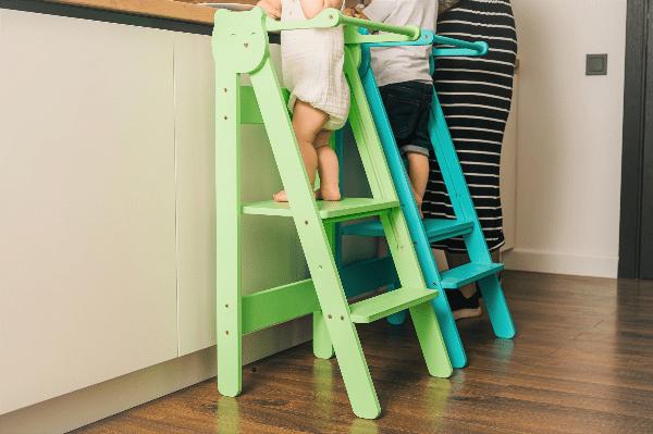 Montessori Kuechenhelfer