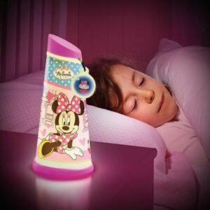 Nachtlicht Minnie Mouse
