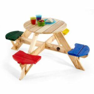 Picknicktisch fuer Kinder
