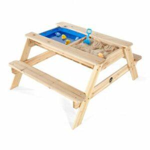 Picknicktisch und Spieltisch