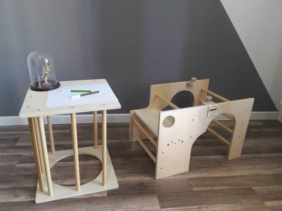 Pikler Klettergerüst : Pikler learning tower in online kaufen der kinderspielewelt