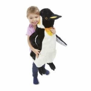 Pluesch Pinguin