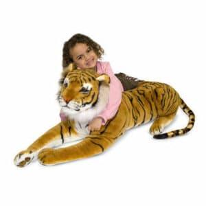 Pluesch Tiger