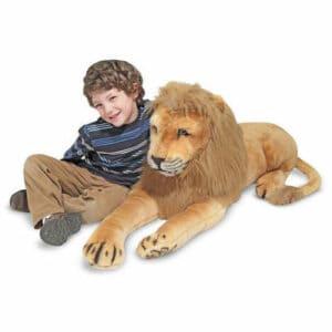 Plüschtier Löwe