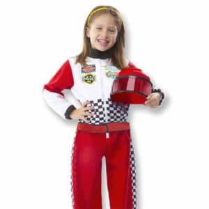 Rennfahrer Kostüm