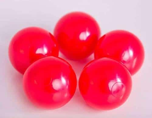 Rote Perle