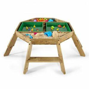 Sand und Wasserspieltisch