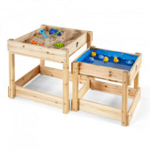 Sand und Wassertische Holz