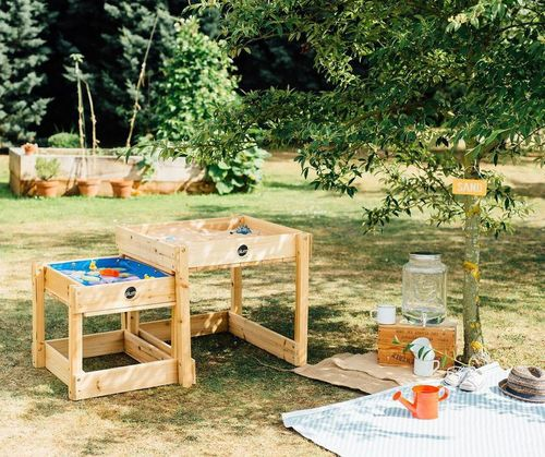 Sand und Wassertische Holz von Plum online kaufen