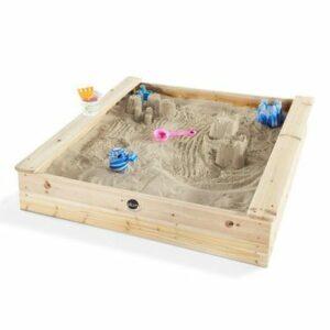 Sandkasten Quadratisch