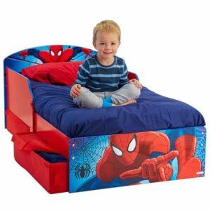Spider Man Kinderbett