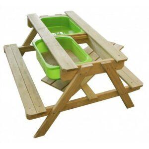 Spieltisch Sand, Wasser, Kreide