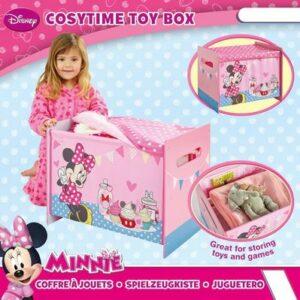 Spielzeugbox Minnie Mouse
