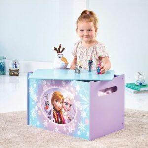 Spielzeugkiste-Eiskoenigin