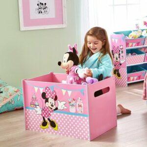 Spielzeugkiste Minnie Mouse