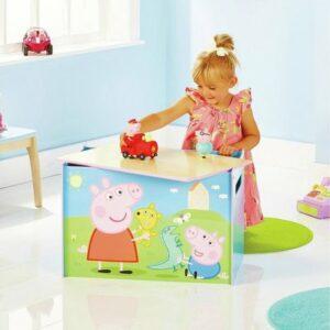 Spielzeugkiste Peppa Pig