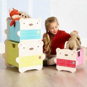 Spielzeugkisten Bear Hug