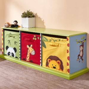 Spielzeugregal Safari