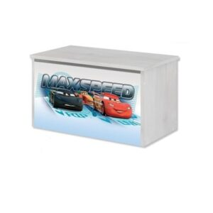 Spielzeugtruhe Cars