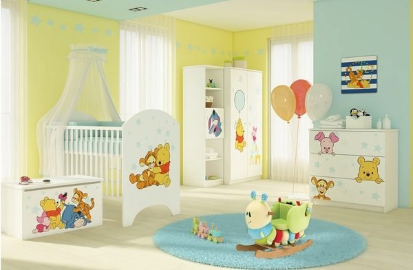 Spielzeugtruhe Winny Puhh