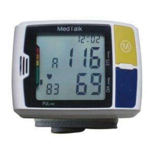 Sprechendes Blutdruck-Messgeraet
