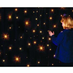 Sternenteppich / Vorhang