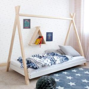 Tipi Kinderbett