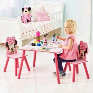 Tisch Set Minnie Mouse