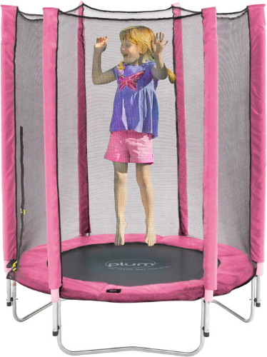 Trampolin Pink Rous