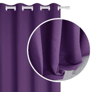 Vorhang Lavendel