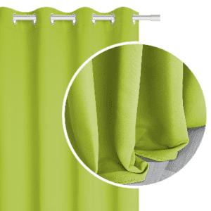 Vorhang Limette