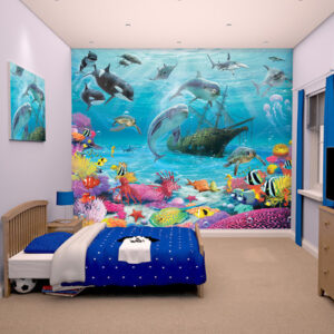 Wandbild Meer Abenteuer