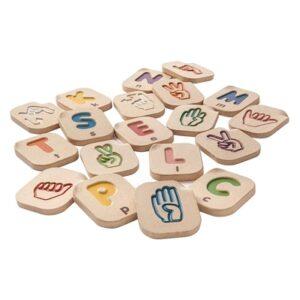 alphabet handzeichen