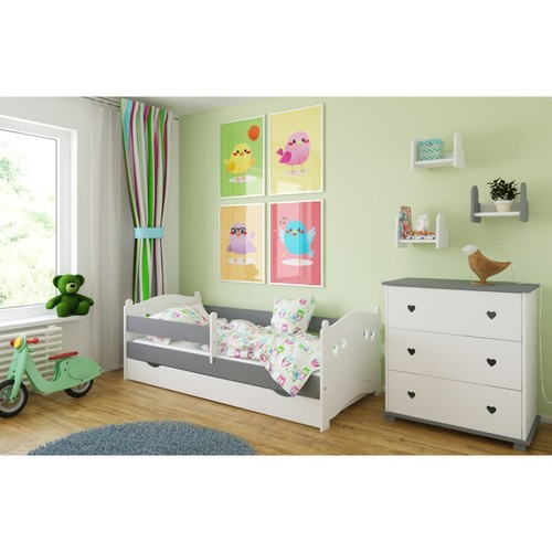 kinderbett laura komplett online kaufen in der. Black Bedroom Furniture Sets. Home Design Ideas