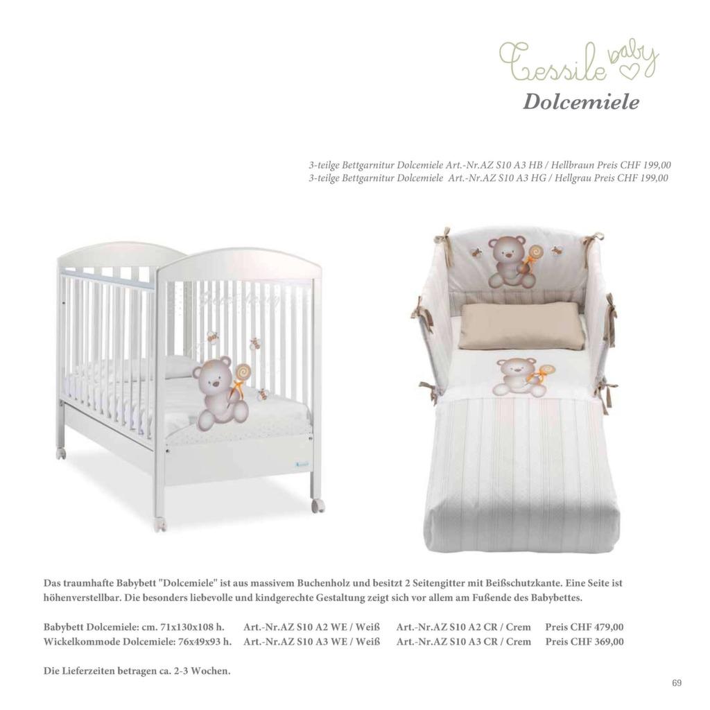 Babyausstattung Katalog