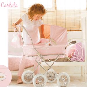 Puppenwagen Carlota