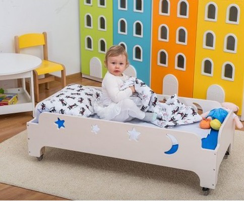 stapelbett sterne kiga bett online kaufen in der. Black Bedroom Furniture Sets. Home Design Ideas
